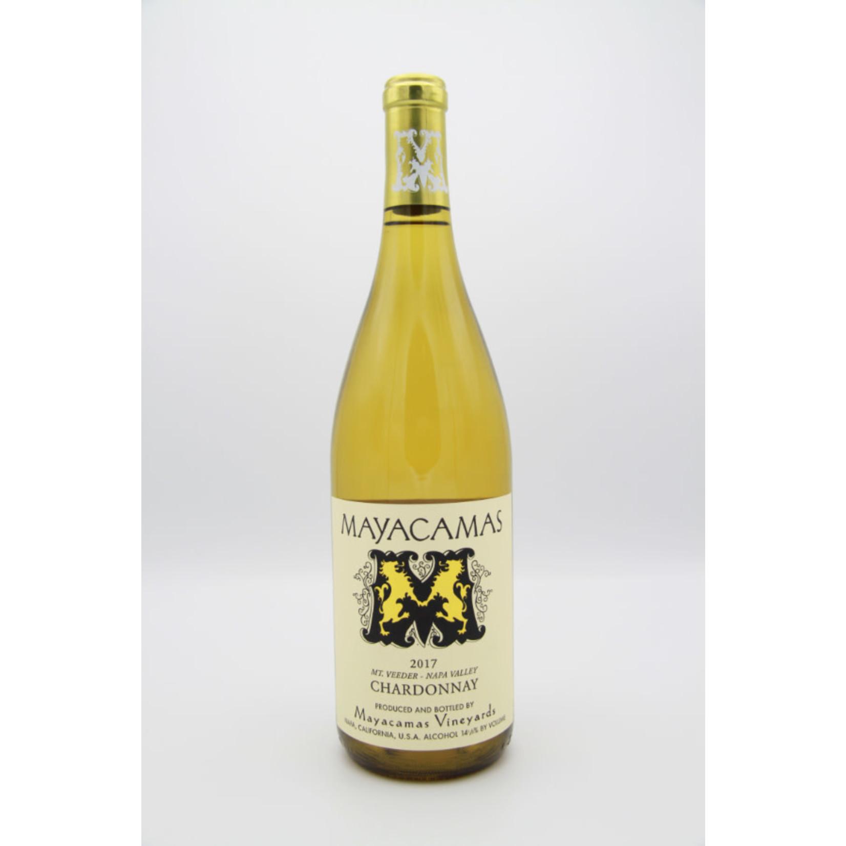 2017 Mayacamas Vineyards Chardonnay