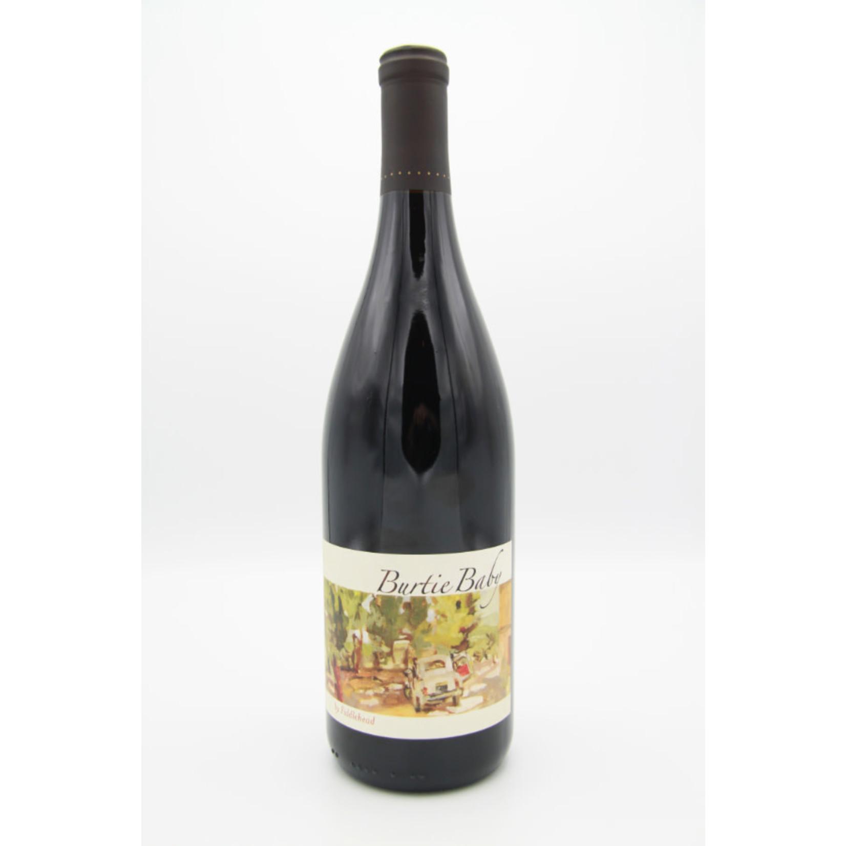2012 Fiddlehead Cellars 'Burtie Baby' Pinot Noir