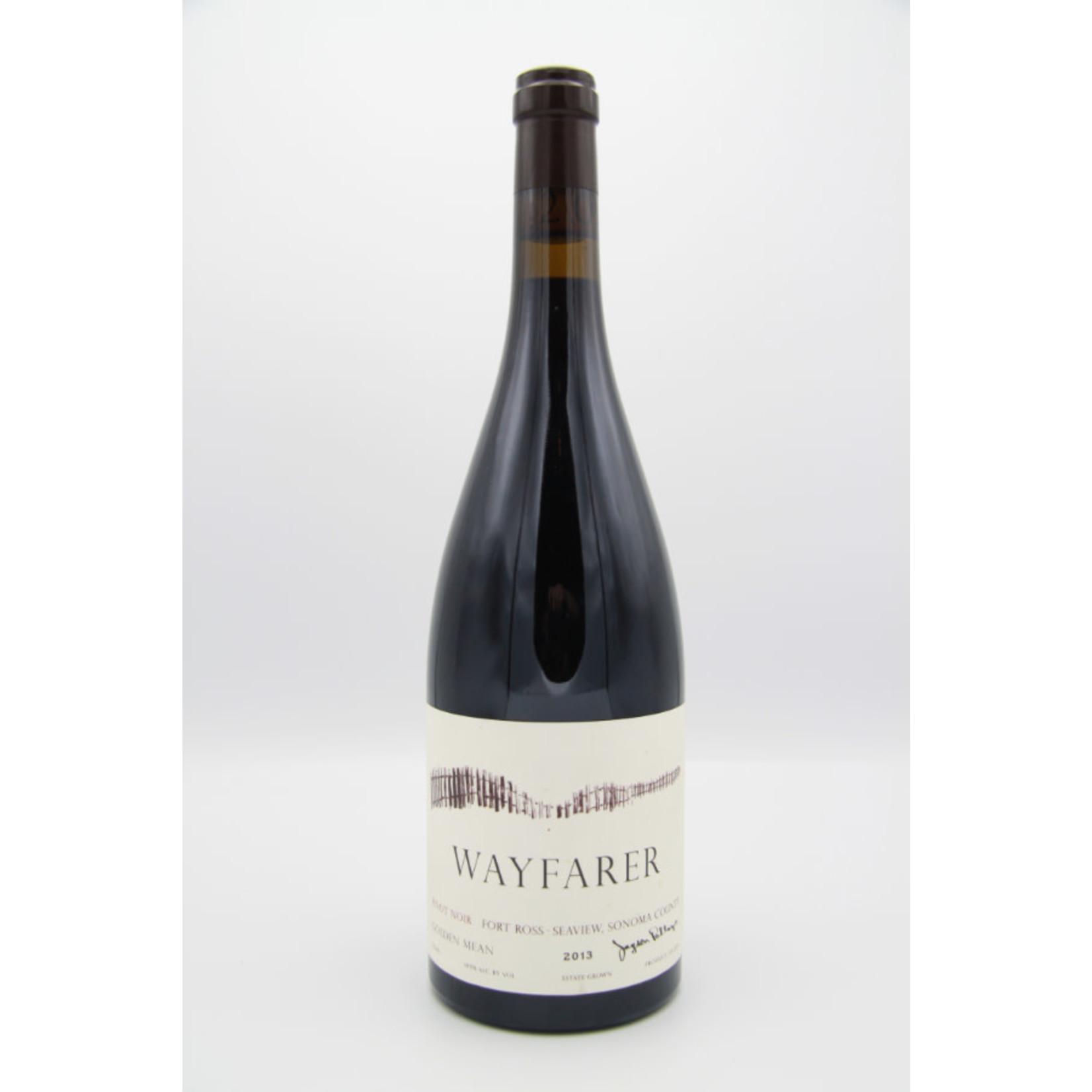 2013 Wayfarer 'Golden Mean' Pinot Noir