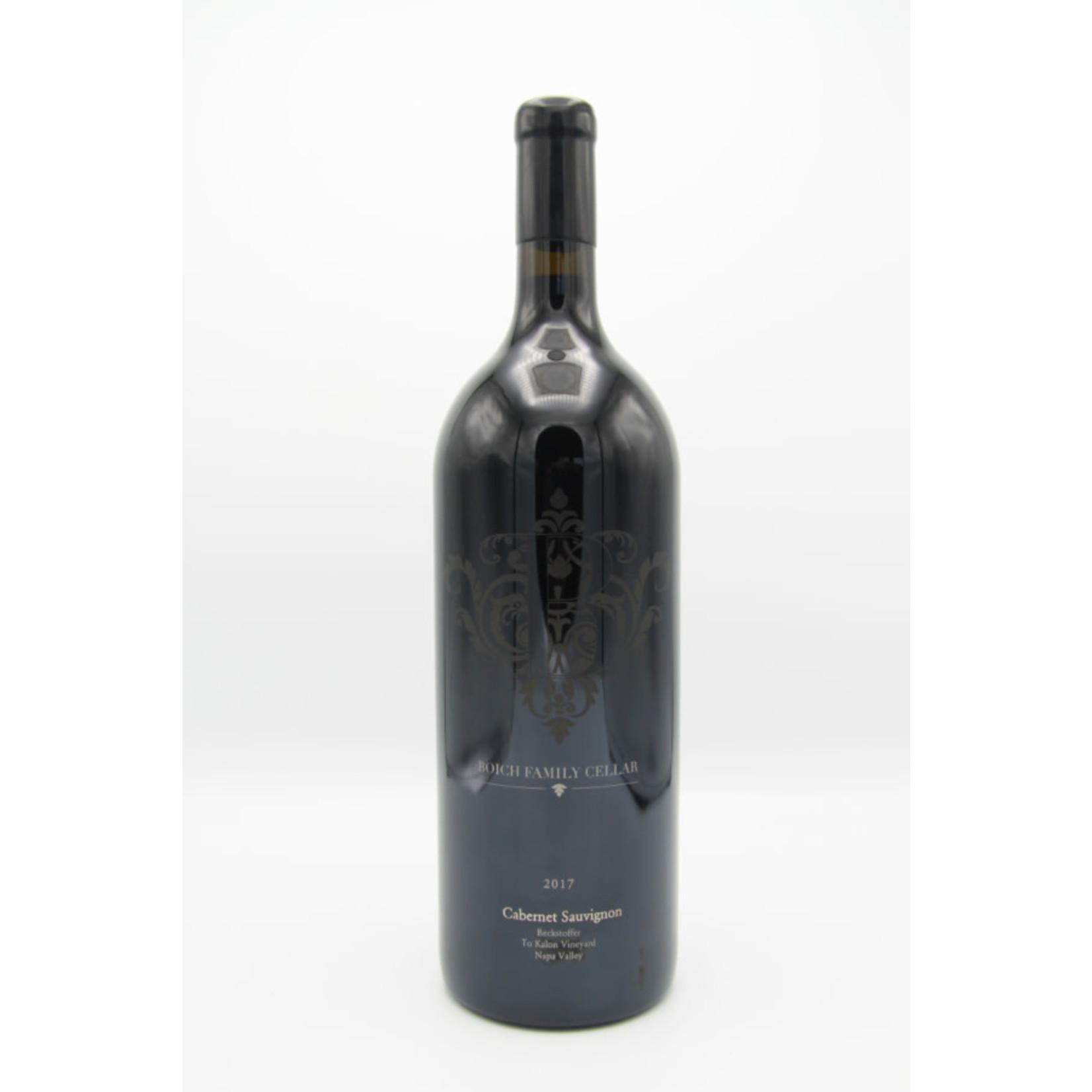 2017 Boich Family Cellar 'Beckstoffer To Kalon Vineyard' Cabernet Sauvignon (1.5L Magnum)