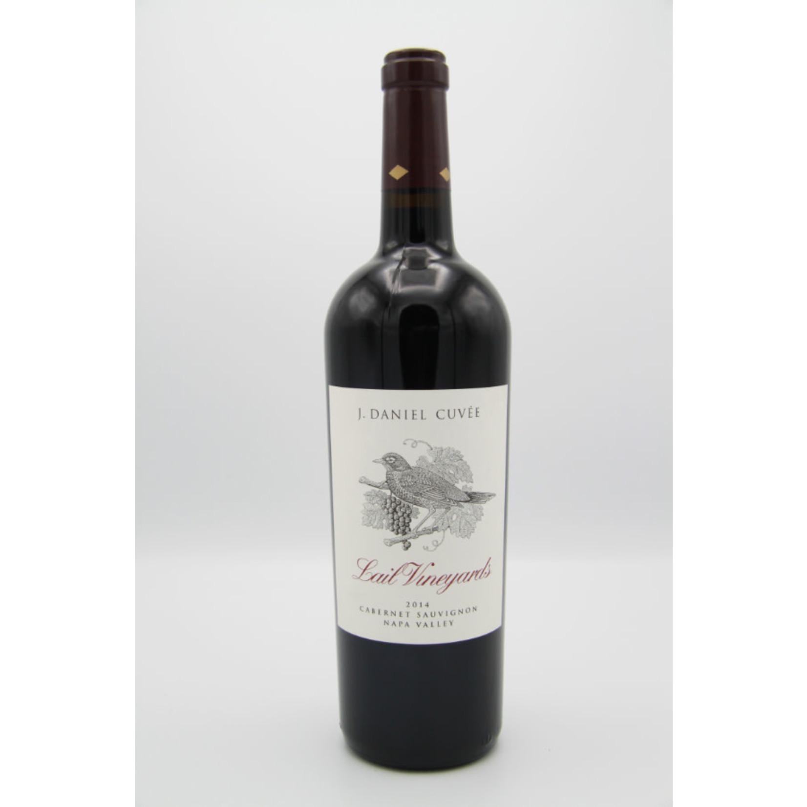 2014 Lail Vineyards 'J. Daniel Cuvée' Cabernet Sauvignon