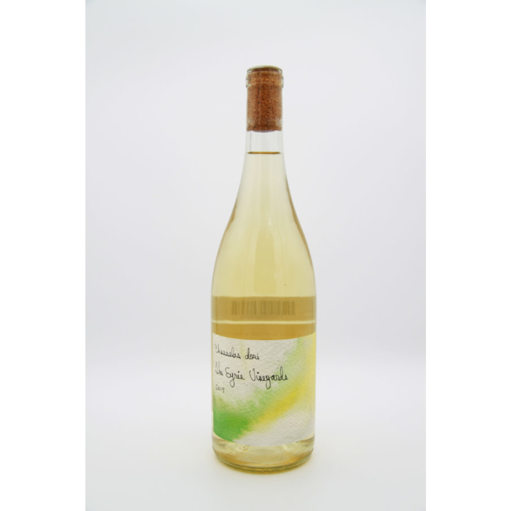 2018 The Eyrie Vineyards Chasselas Doré