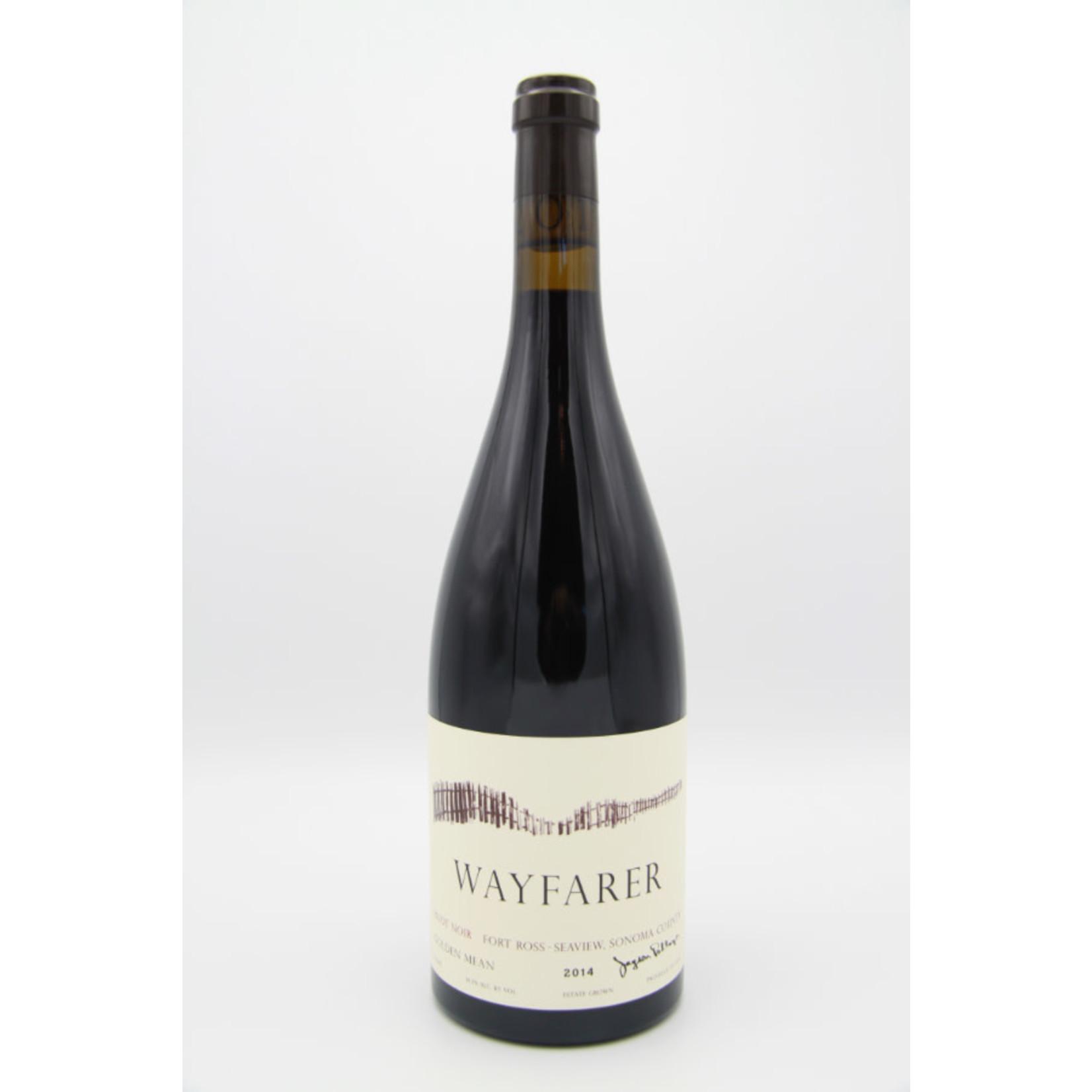 2014 Wayfarer 'Golden Mean' Pinot Noir
