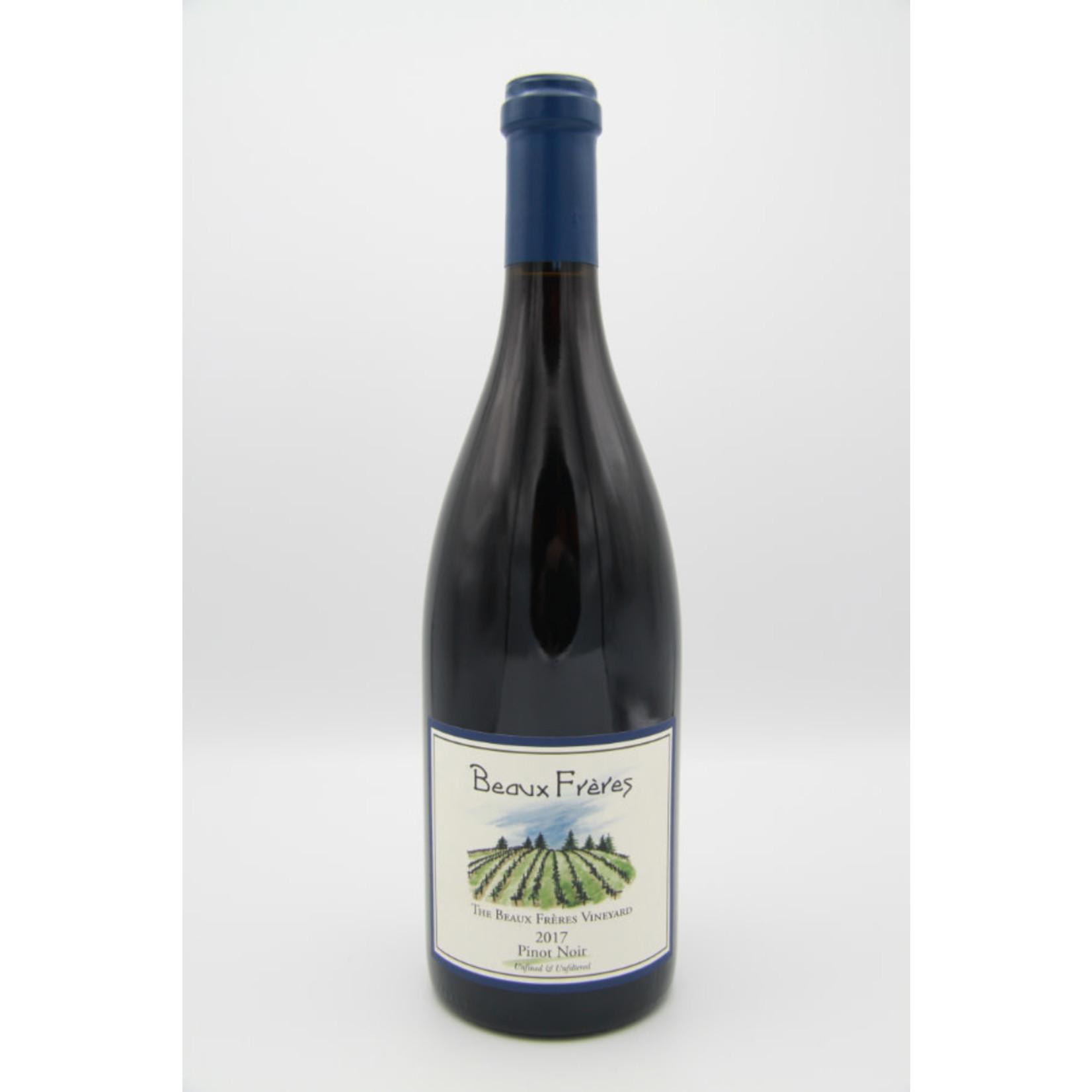 2017 Beaux Frères 'The Beaux Frères Vineyard' Pinot Noir