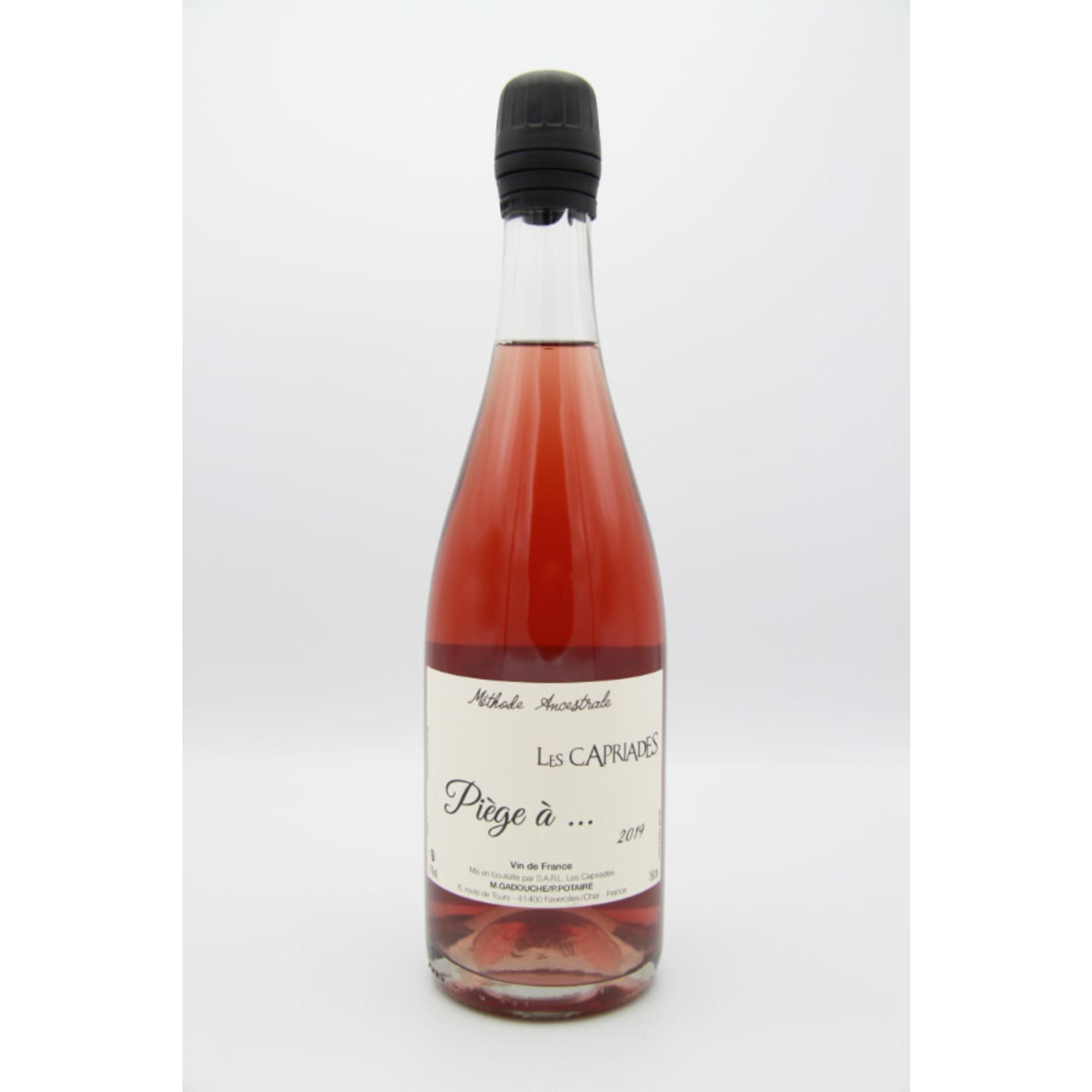 2019 Les Capriades 'Piege à ...'  Rosé