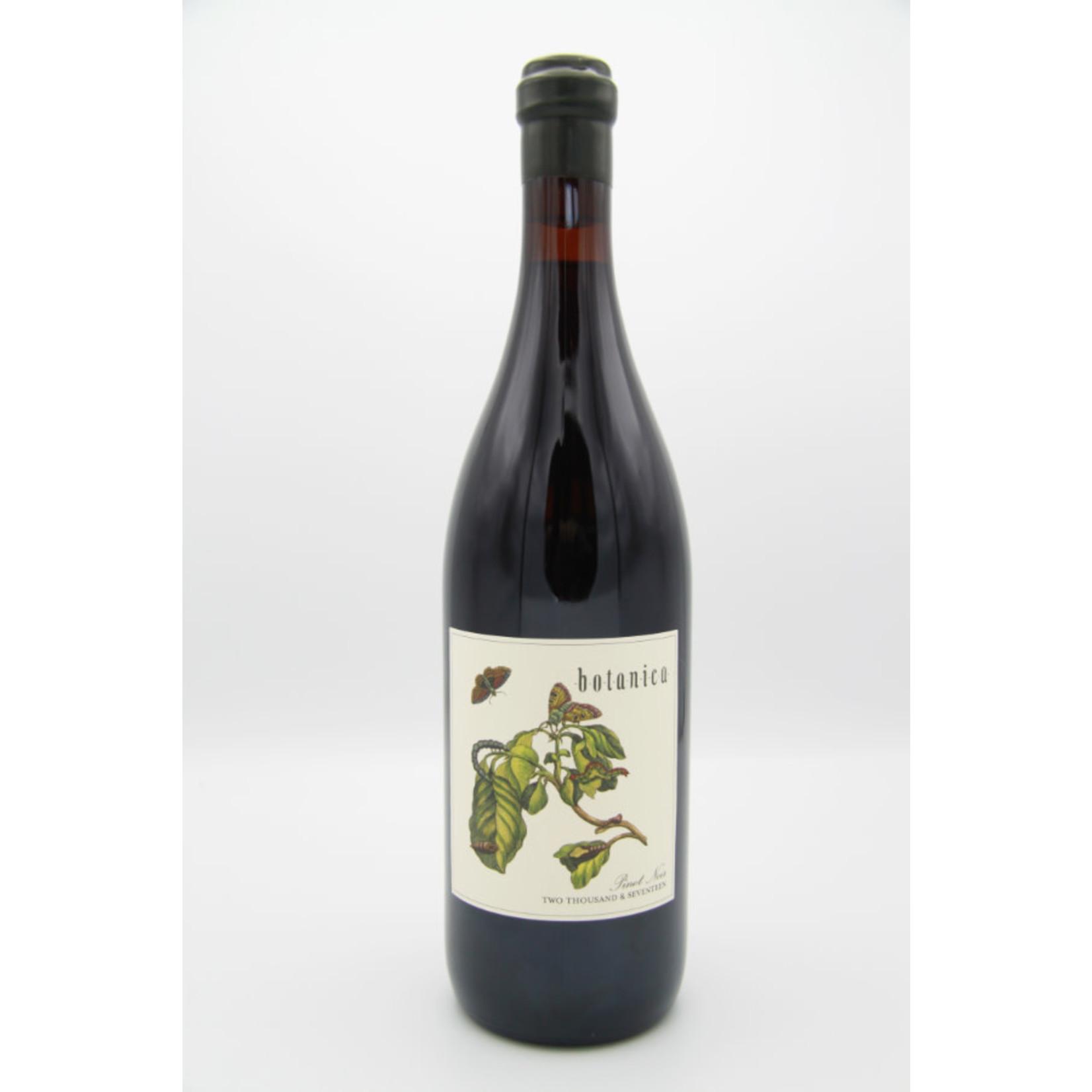 2017 Antica Terra 'Botanica' Pinot Noir