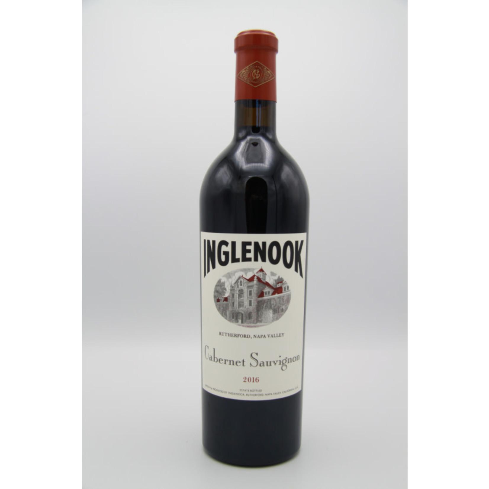2016 Inglenook Cabernet Sauvignon