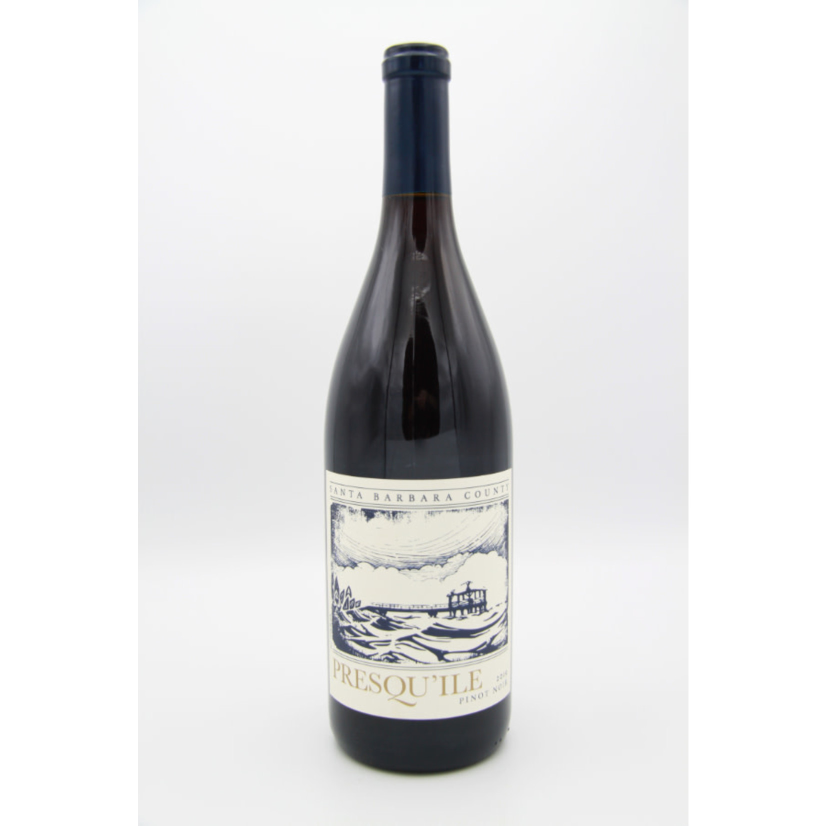 2019 Presqu'ile Santa Barbara County Pinot Noir