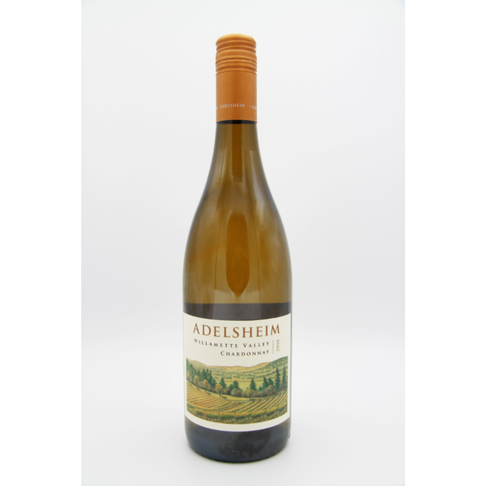 2018 Adelsheim Willamette  Valley Chardonnay