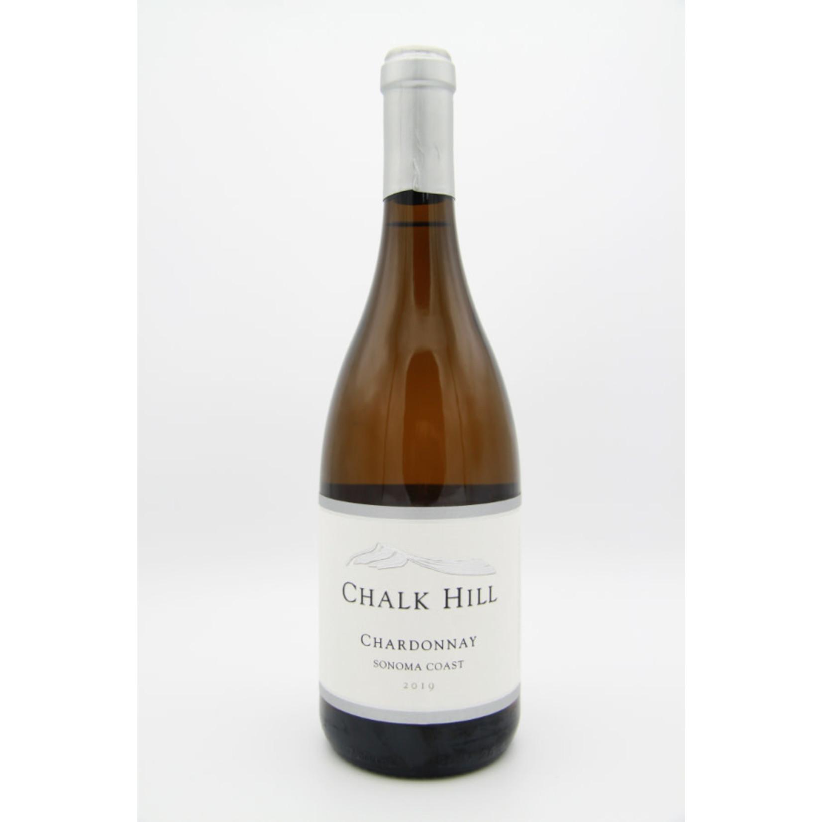 2019 Chalk Hill Sonoma Coast Chardonnay