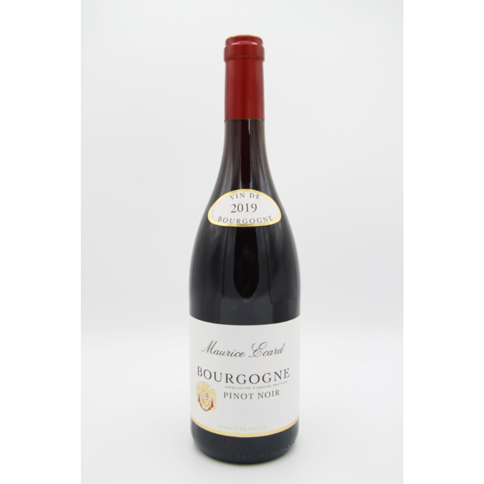 2019 Maurice Ecard Bourgogne Pinot Noir