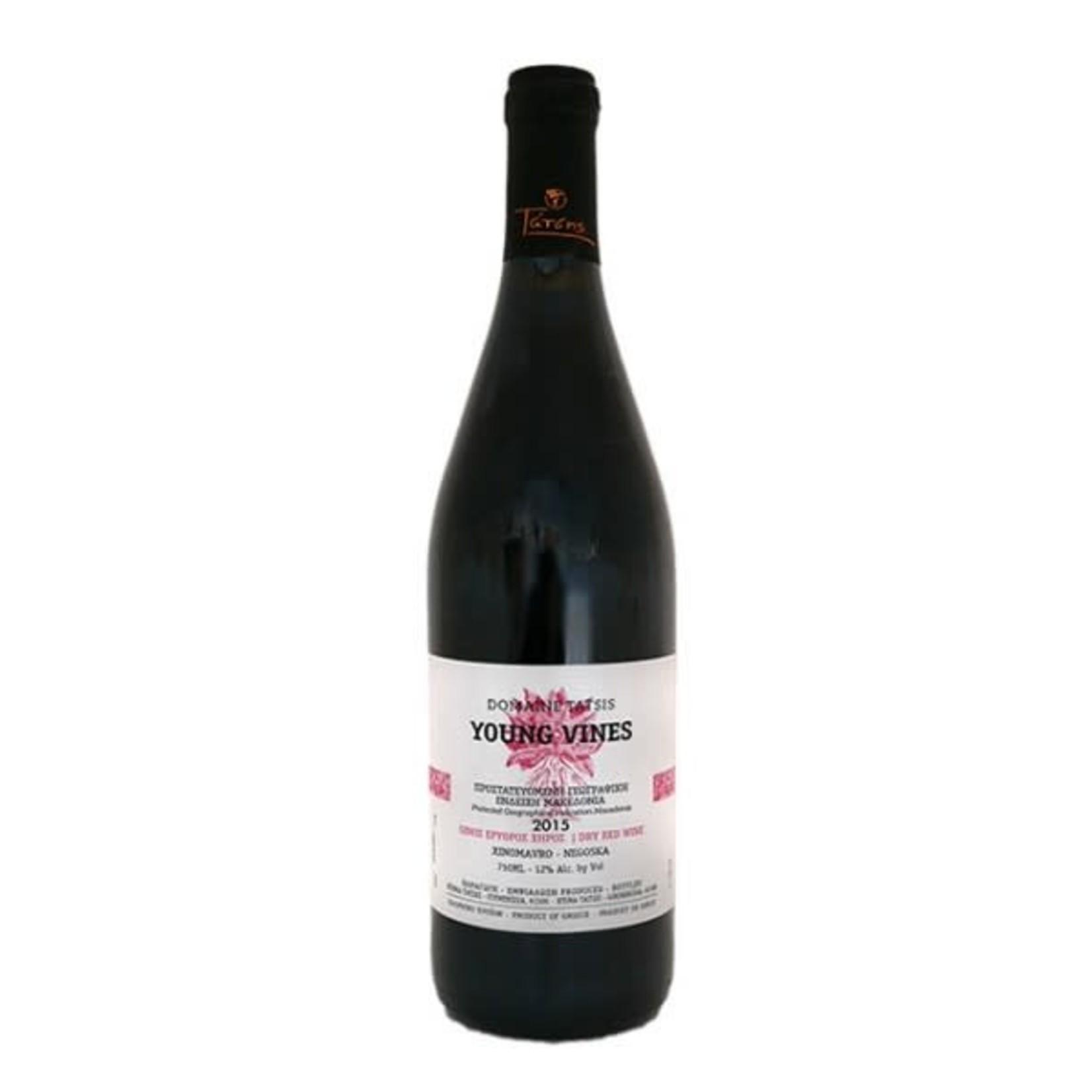 2015 Domaine Tatsis Young Vines