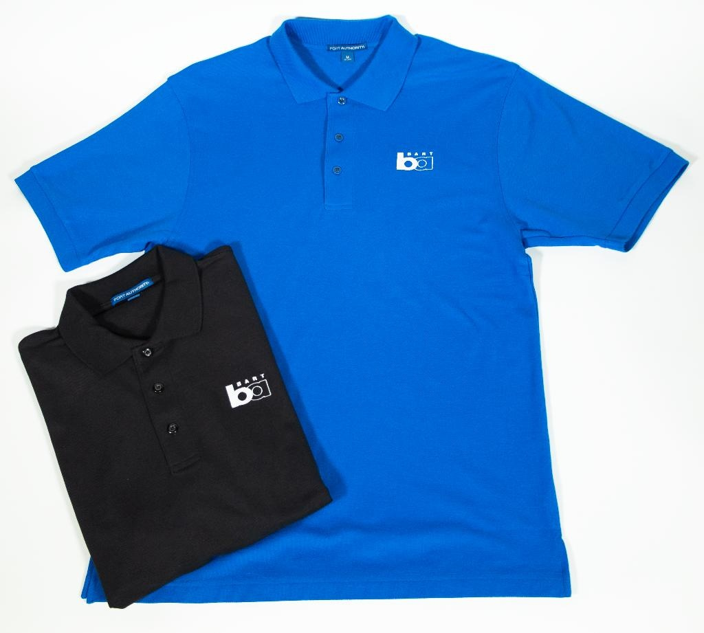 Port Authority BART Polo Shirt Mens