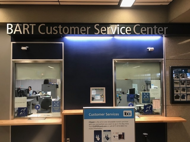 BART Customer Service Center