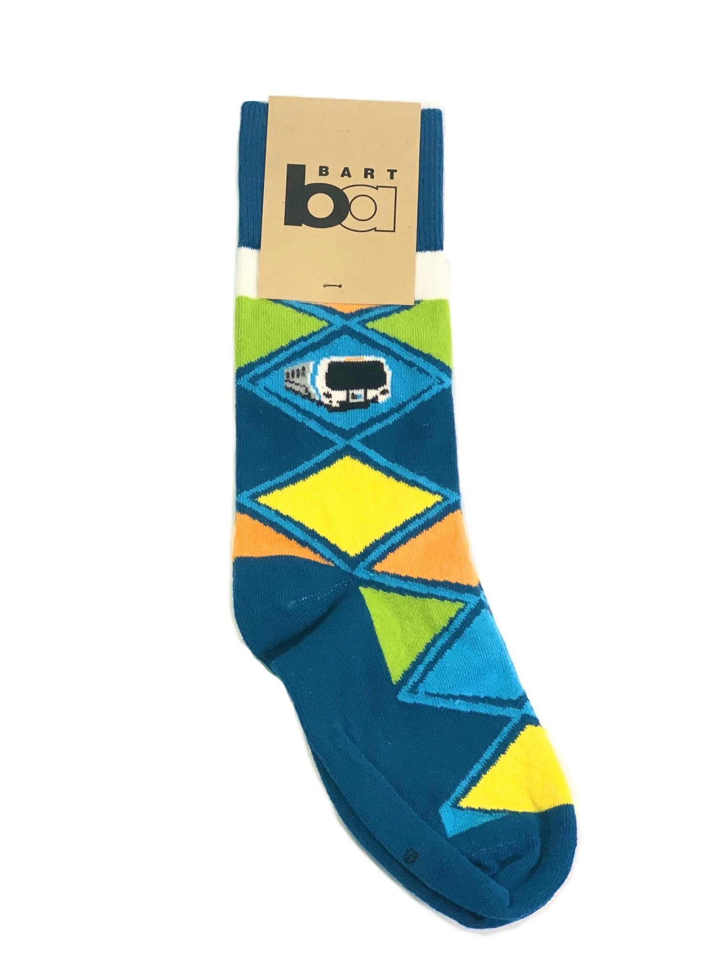 Sock Club BART Argyle Socks