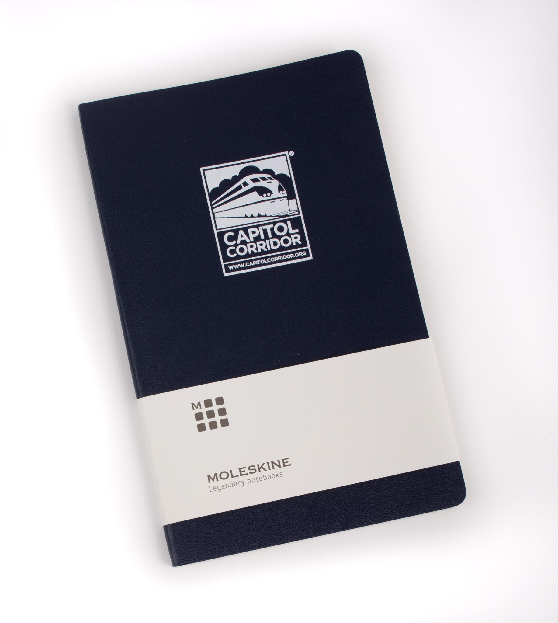 Proforma Albrecht & Co. Capitol Corridor Moleskine Notebook