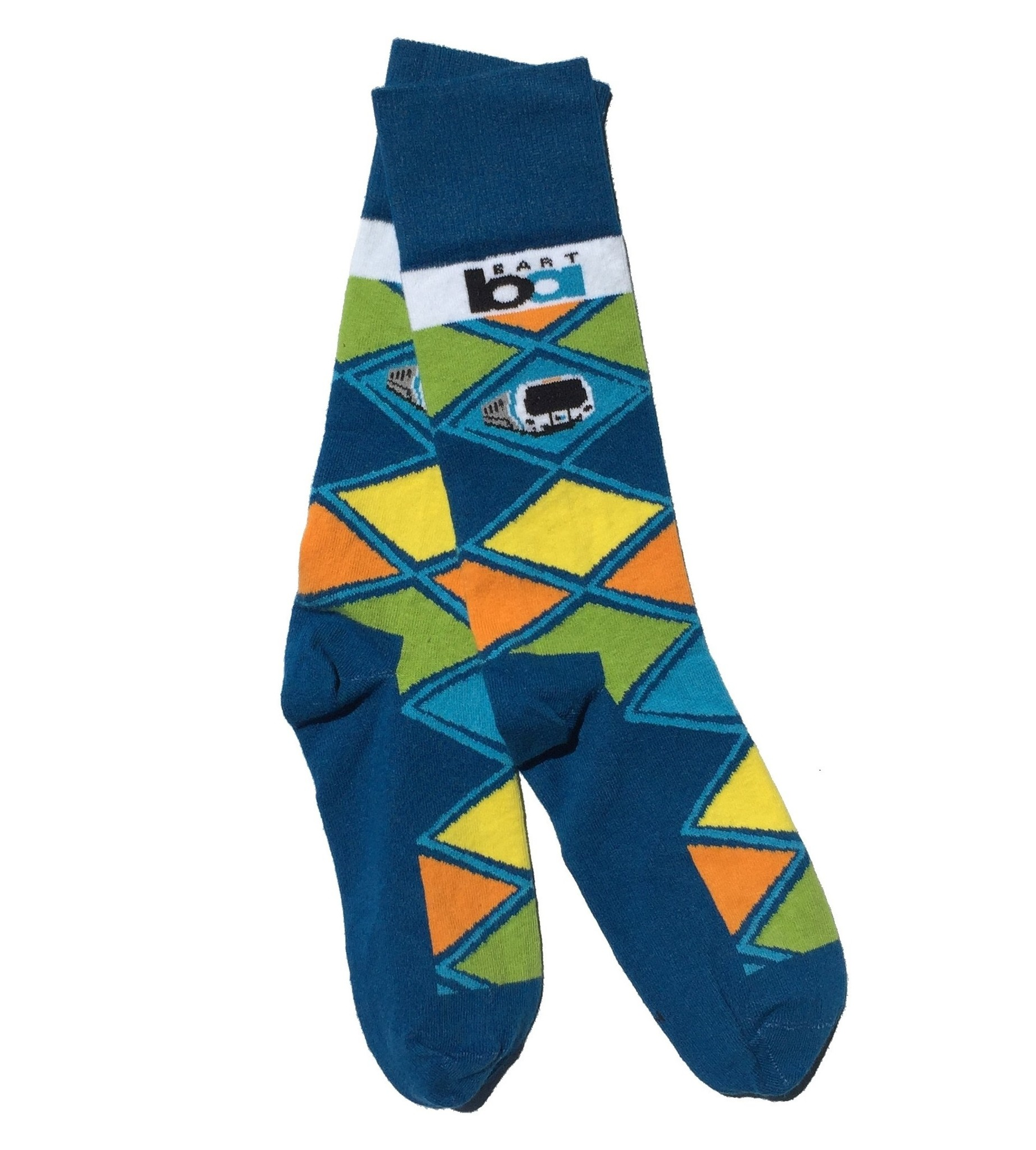 Sock Club BART Argyle Socks