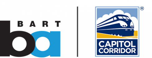 Rail Goods - Bay Area Rapid Transit (BART) and Capitol Corridor's store