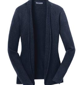 Green Giftz Women's Open Front Cardigan Sweater