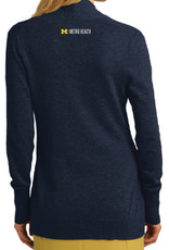 Green Giftz Women's Open Front Cardigan Sweater *FINAL SALE*
