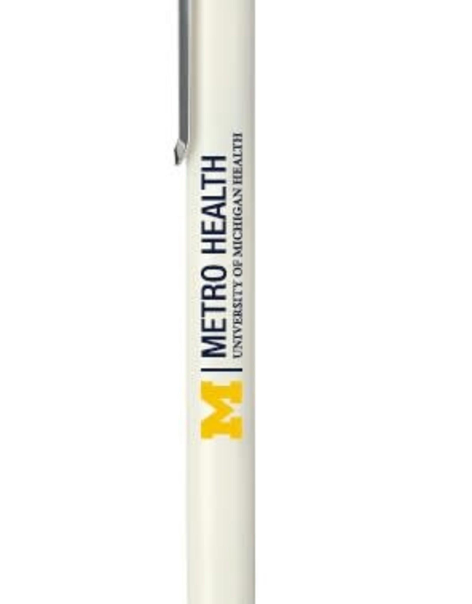 White Ballpoint Pen