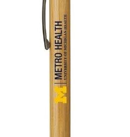 Metro Bamboo Ballpoint Pen
