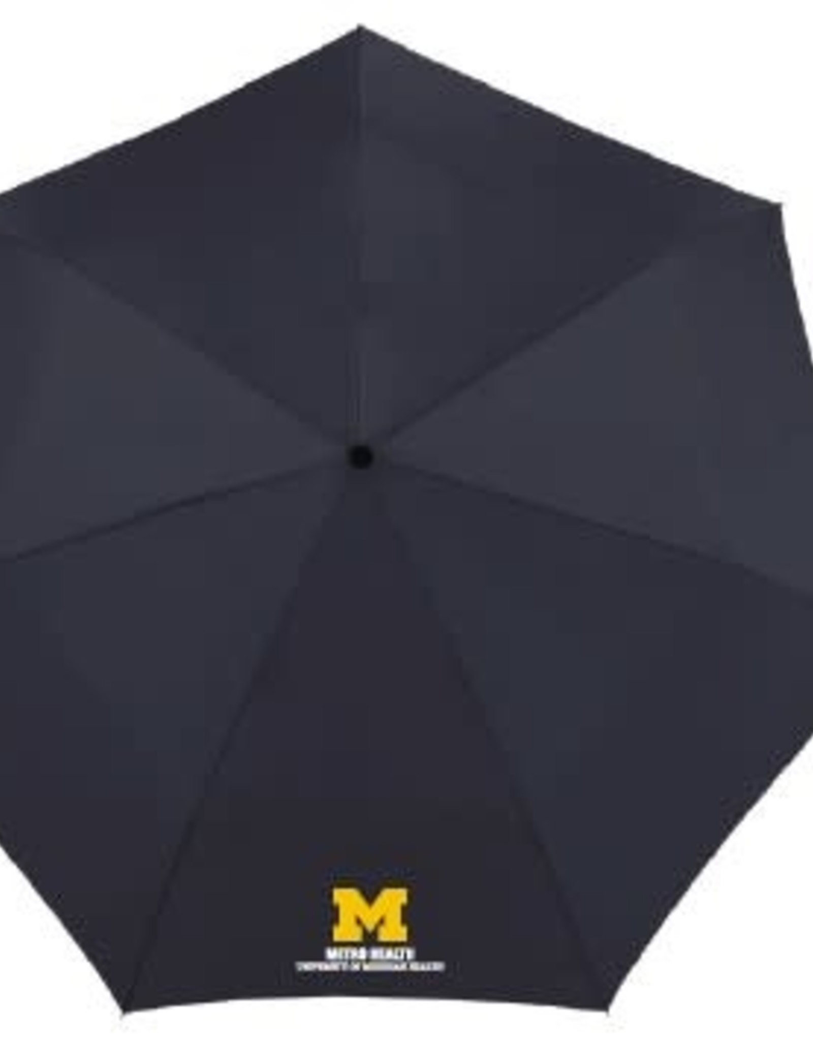 "Metro 44"" Navy Umbrella"