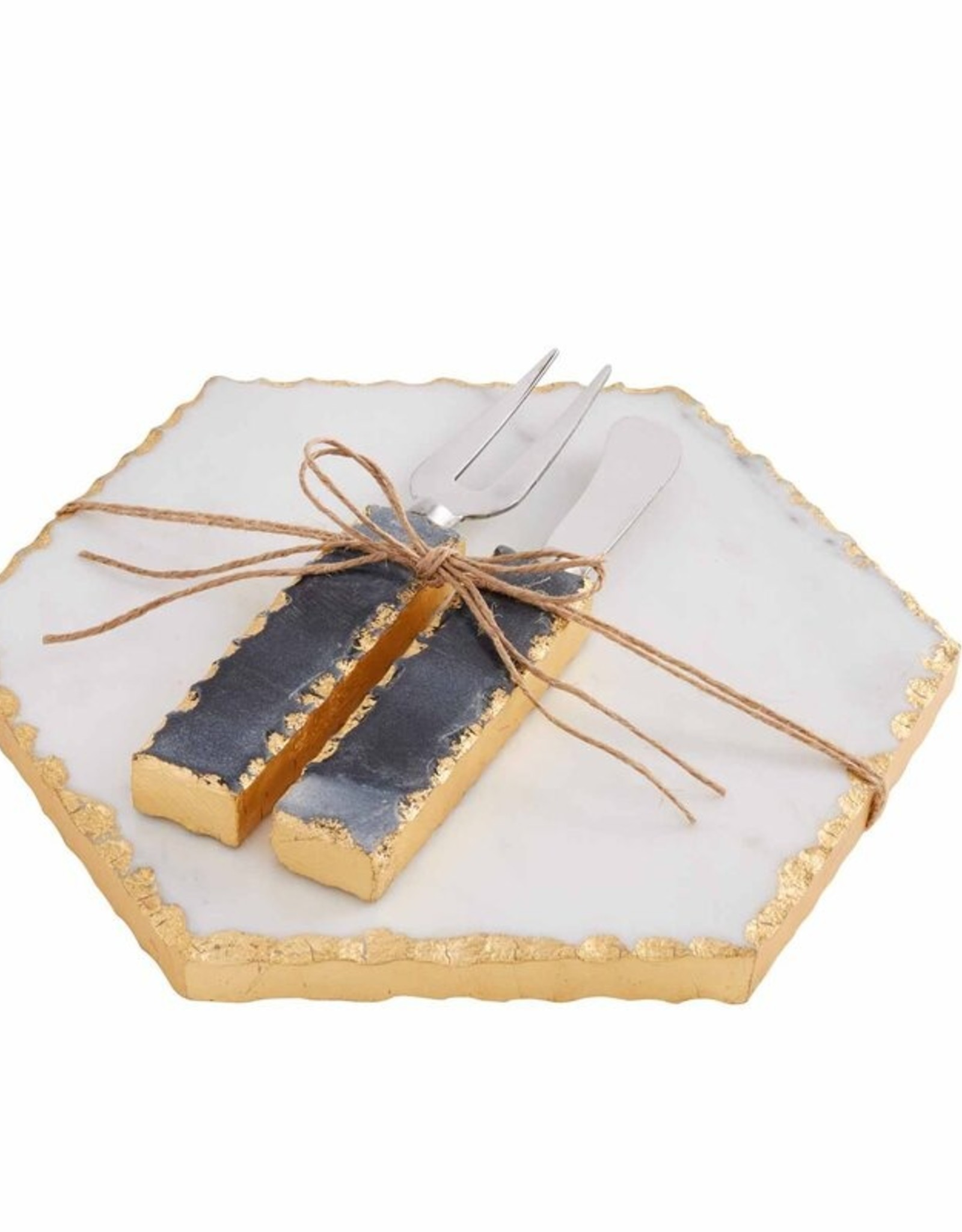 MudPie Marble Cheese Set