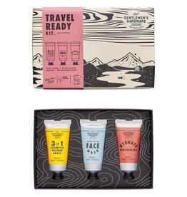 Gentlemen Travel Ready Kit