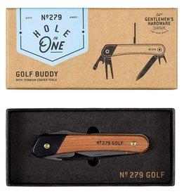 Gentlemen Golf Buddy Multi-Tool