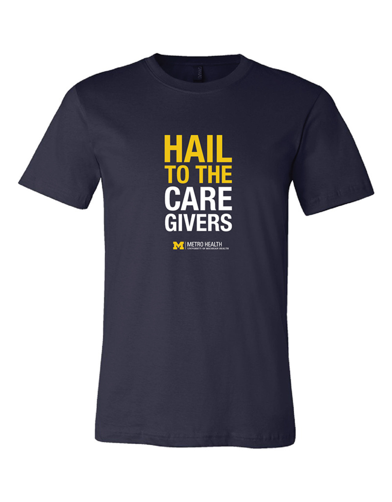 Green Giftz HAIL to the Care Giver T-Shirt