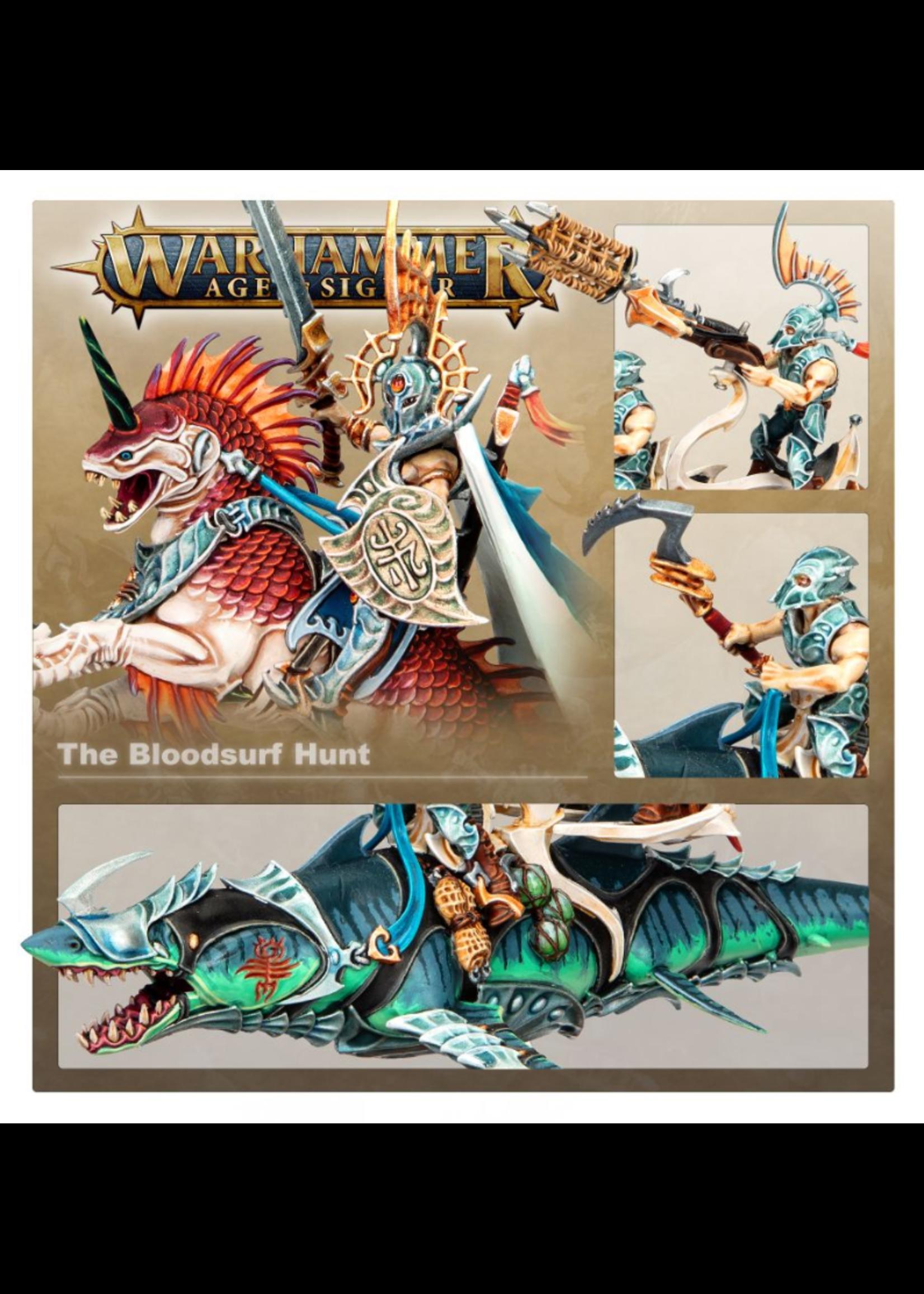 Warhammer: Age of Sigmar Broken Realms: The Bloodsurf Hunt
