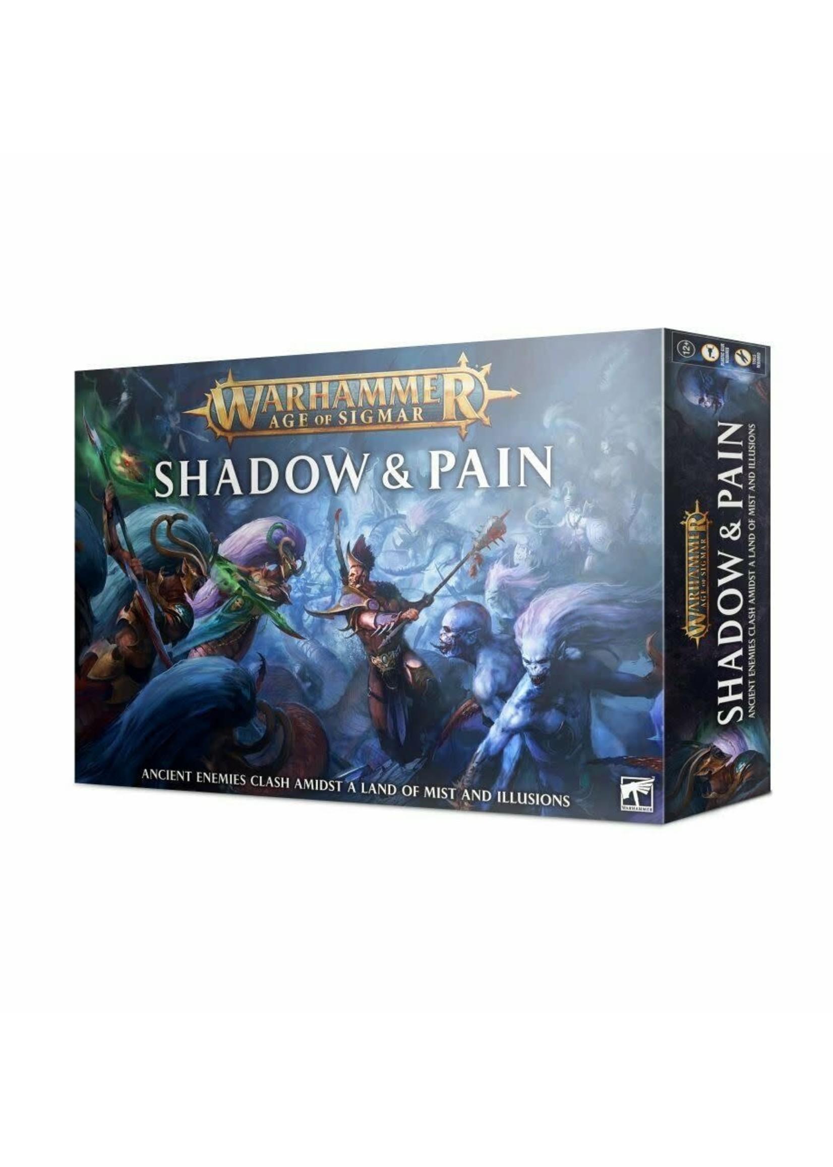 Warhammer: Age of Sigmar Shadow and Pain Box