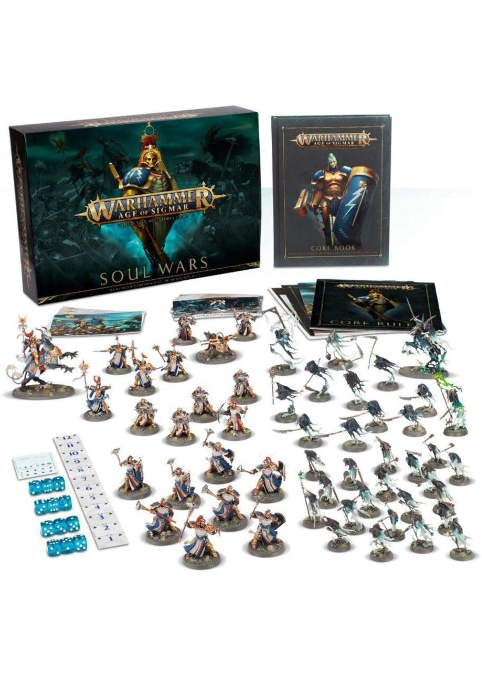 Warhammer: Age of Sigmar Soul Wars
