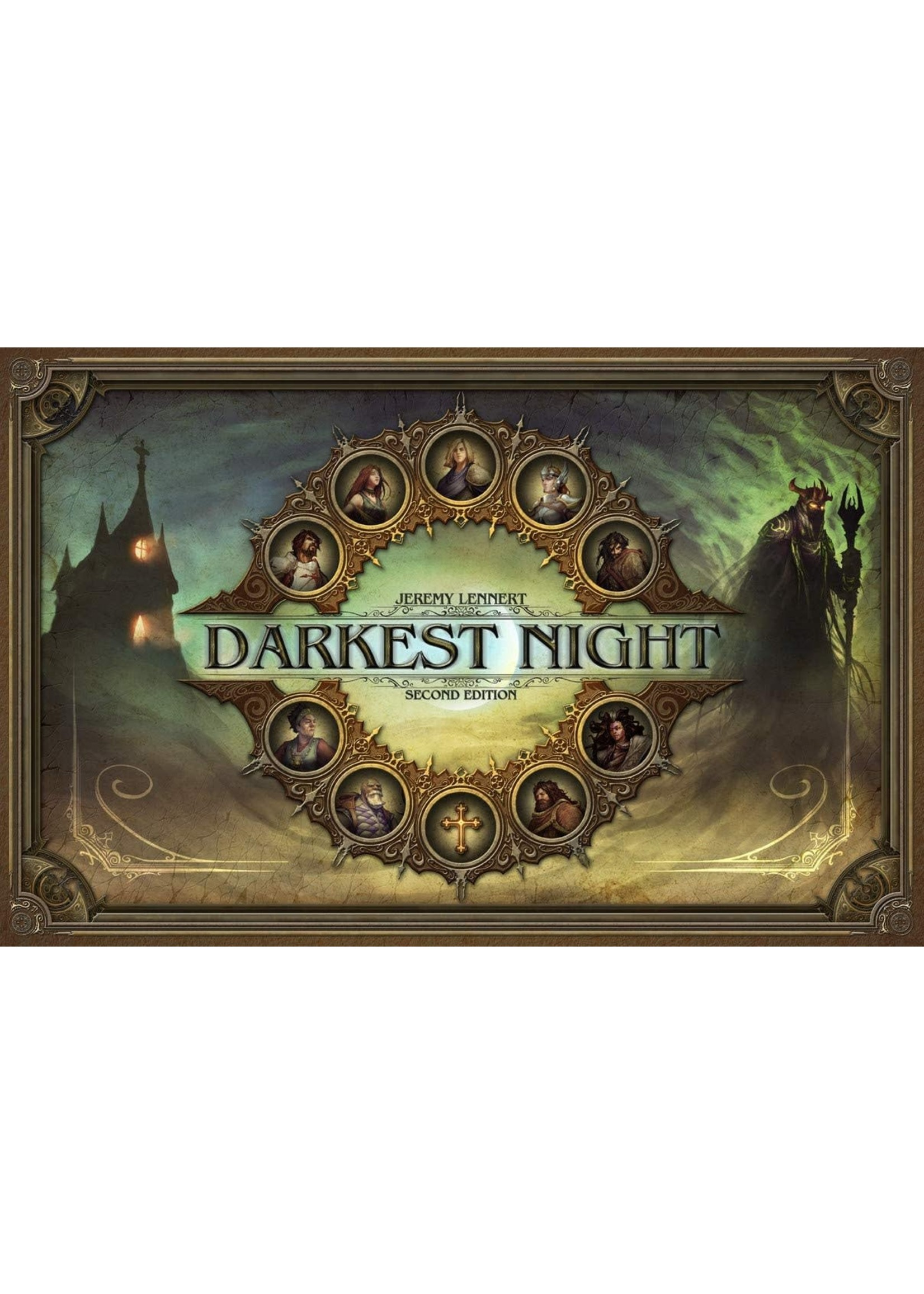 Victory Point Games Darkest Night (Second Edition)