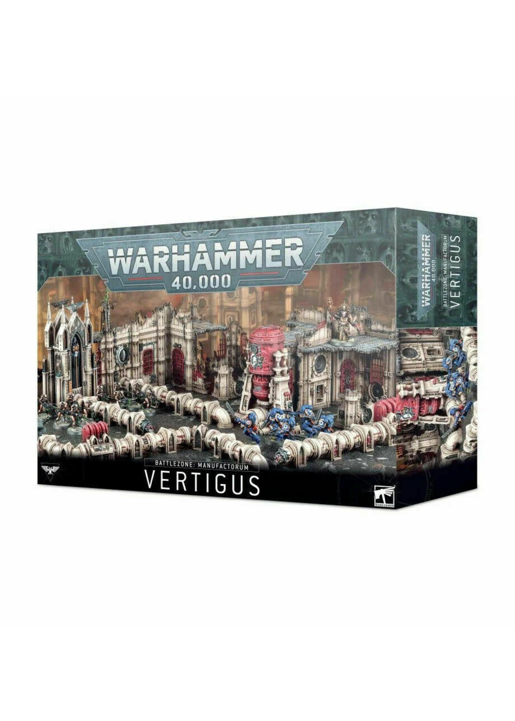 Warhammer: 40K Warhammer 40K: Battlezone Manufactorum Vertigus