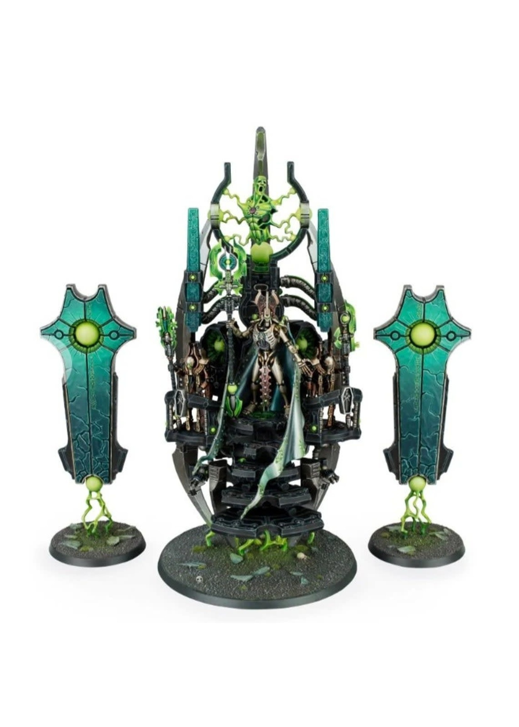 Warhammer: 40K Necrons Szarekh The Silent King