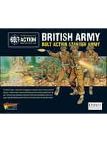 Bolt Action British Army Starter 1000pts