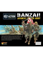 Bolt Action Banzai! Imperial Japanese Army Starter