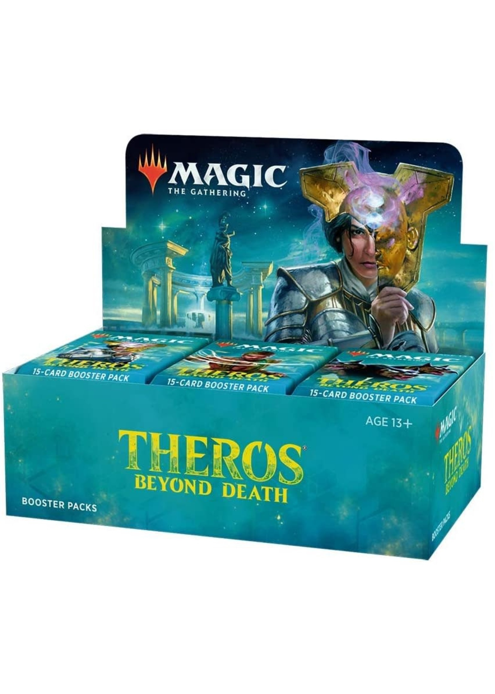 Magic: The Gathering Magic the Gathering: Theros Beyond Death Booster Display (36)