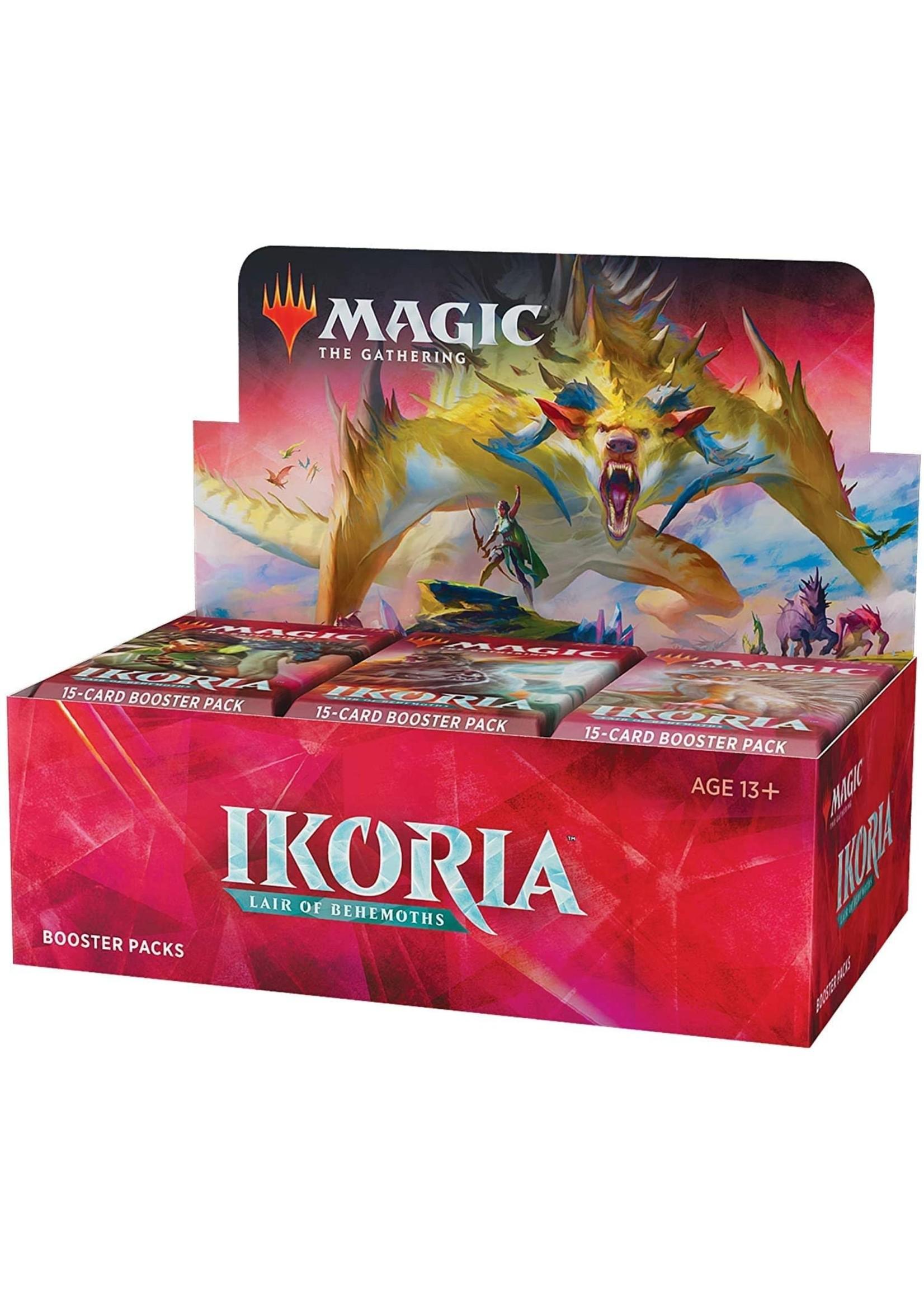 Magic: The Gathering Ikoria Lair of Behemoths Booster Display (36)