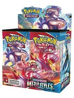 Pokemon Pokemon Battle Styles Booster Box