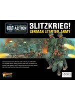 Bolt Action Blitzkrieg German Army Starter