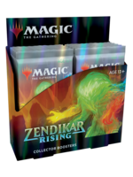 Magic: The Gathering Zendikar Rising Collector Booster Box (12)