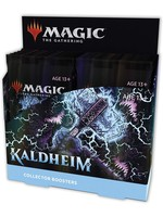 Magic: The Gathering Kaldheim Collector booster box (12)