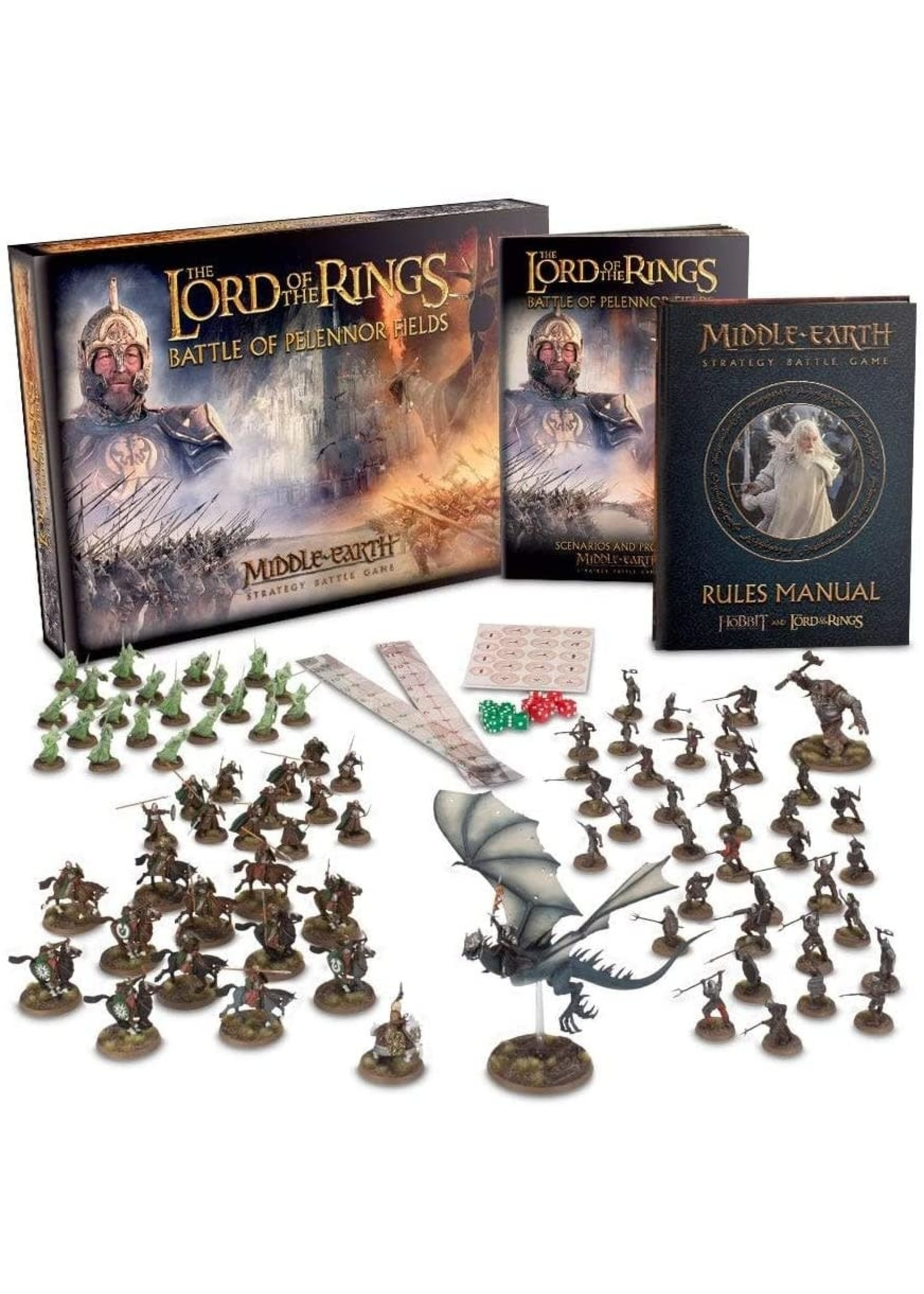 Middle-earth™ Strategy Battle Game The Lord of the Rings Battle of Pelennor Fields