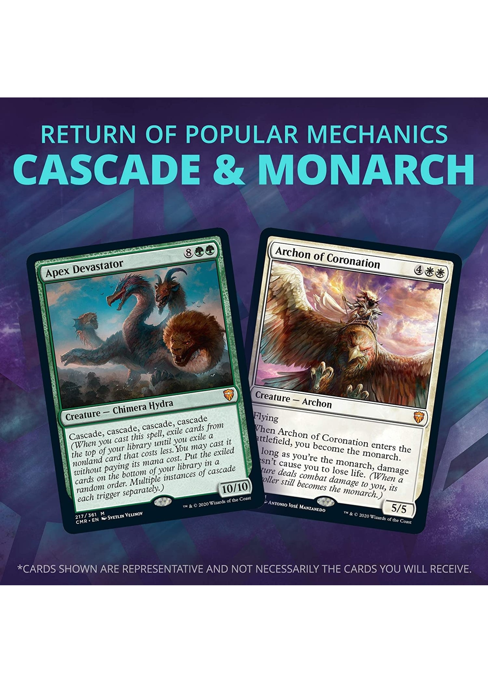 Magic: The Gathering Commander Legends Booster Display (24)