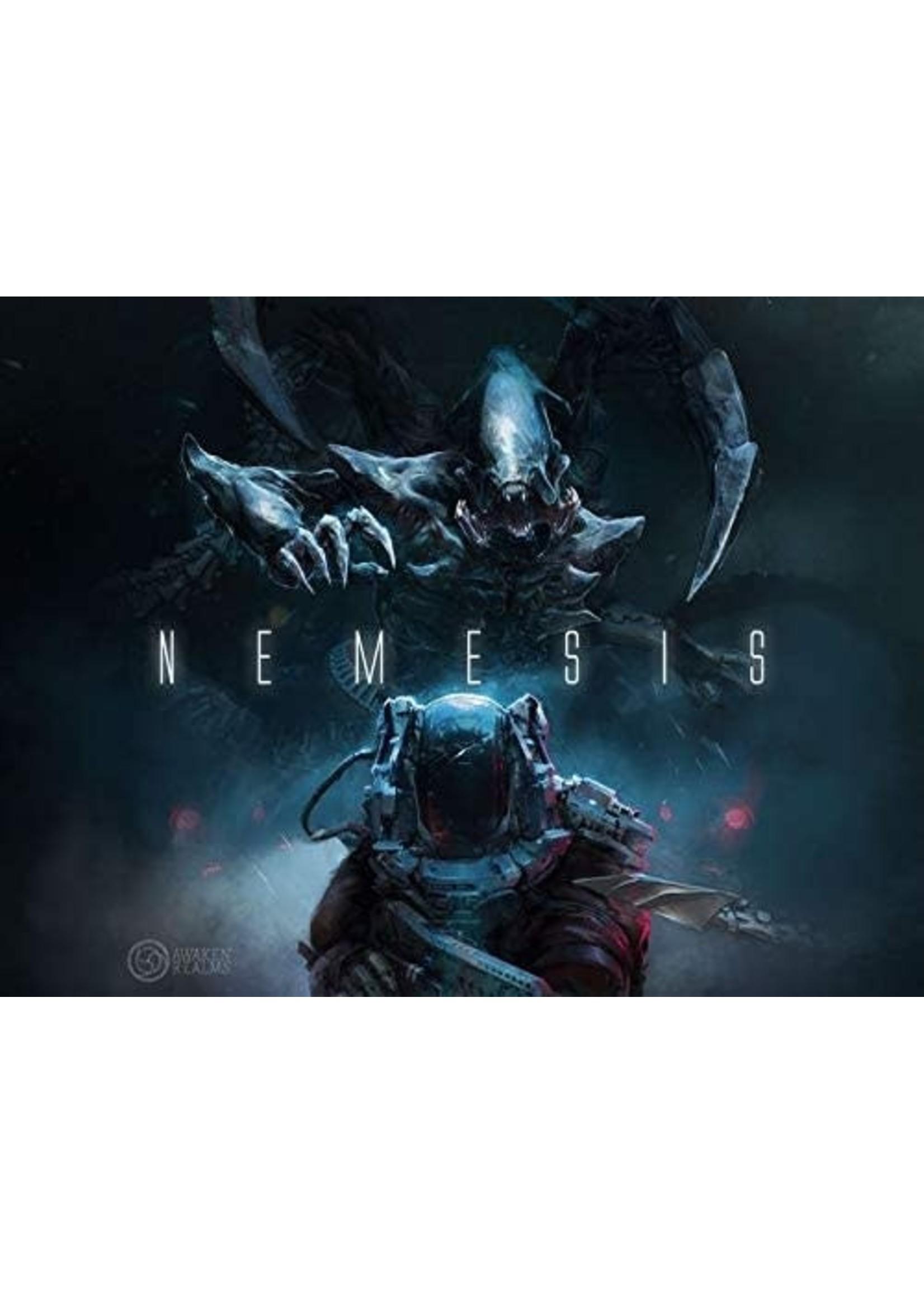 Fantasy Flight Games Nemesis