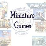 Miniatures Games