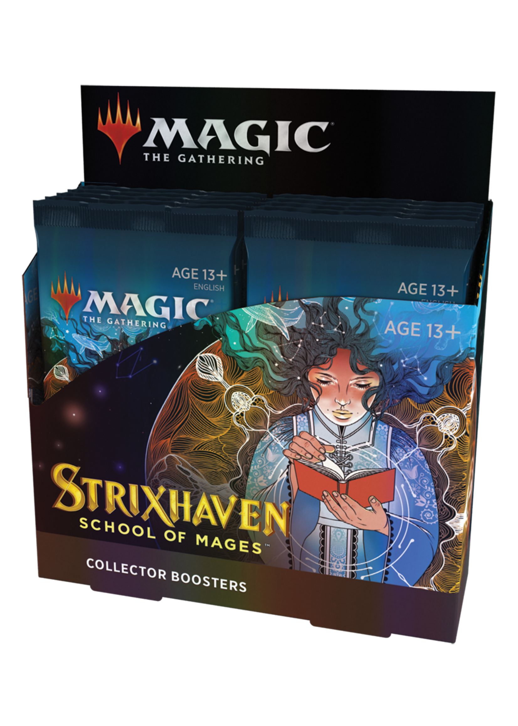 Magic: The Gathering Strixhaven Collector booster box (12)